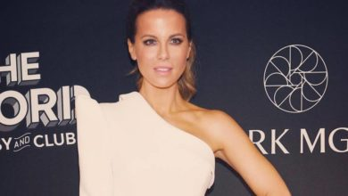Kate Beckinsale hospitalised with ruptured ovarian cyst