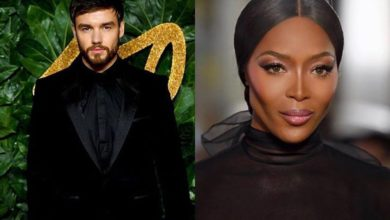 Liam Payne and Naomi Campbell spotted on date in London