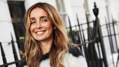 Louise Redknapp shares first snap of Jamie since divorce
