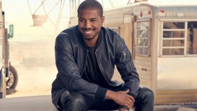 Michael B. Jordan fronts new Coach campaign