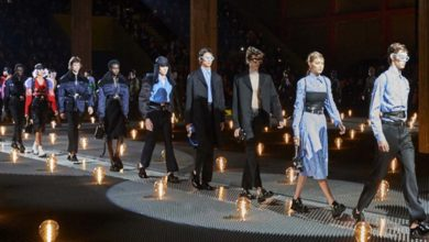 Prada's AW2019 range inspired by Frankenstein's monster