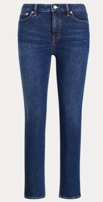 Regal Straight Ankle Jeans from Ralph Lauren