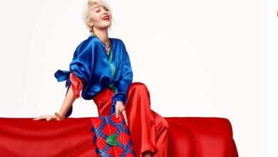 Rita Ora is new face of fashion brand Escada