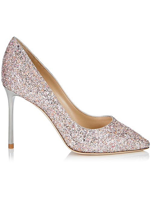 Romy 85 design pump from Jimmy Choo