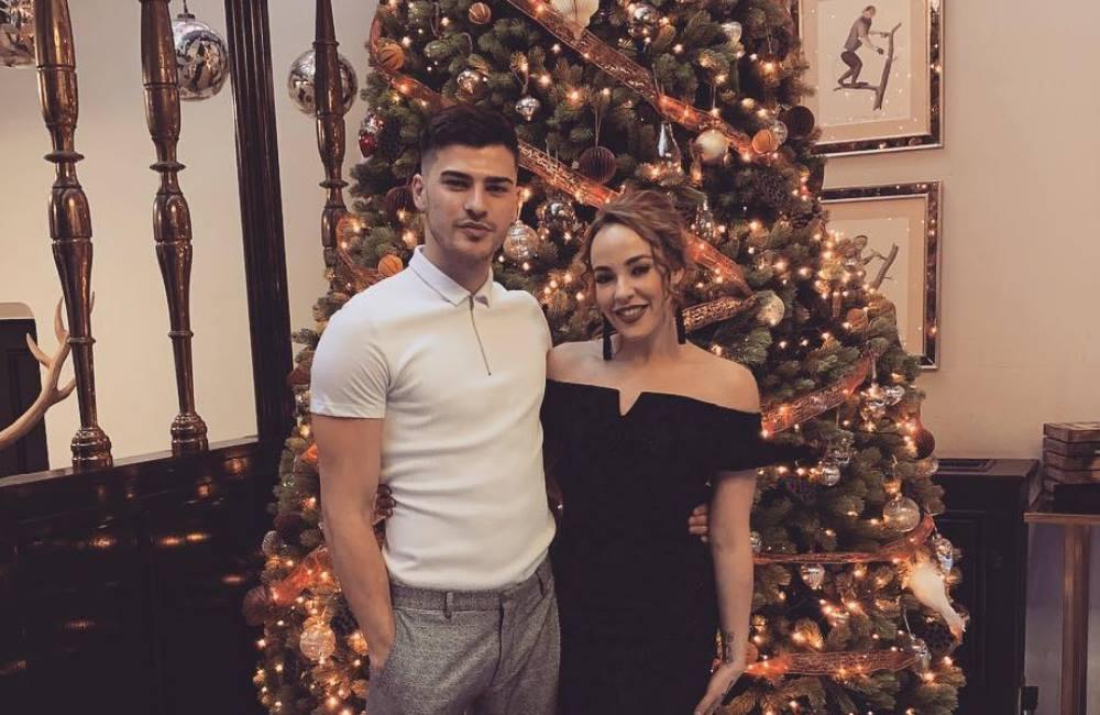 Stephanie Davis and Owen Warner move in together