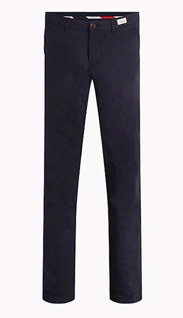 Stretch Cotton Chinos from Tommy Hilfiger