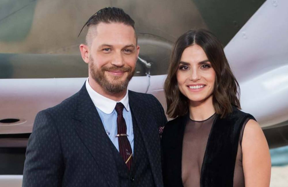 Tom Hardy and Charlotte Riley welcome baby boy