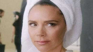 Victoria Beckham moisturiser made from her own blood