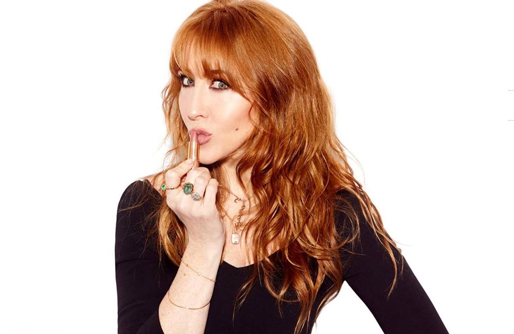 Why Charlotte Tilbury loves the retro Hollywood look
