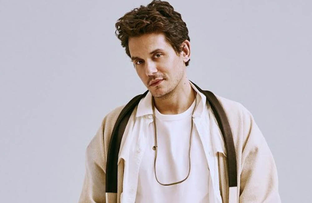 Why John Mayer doesn't take fashion seriously