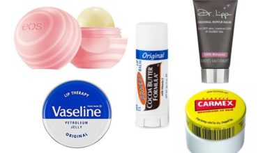 5 Lip Balms to Banish Dry, Chapped Lips