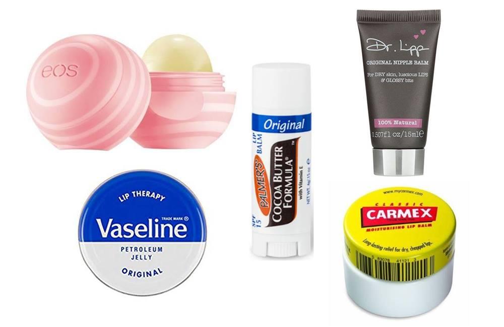 5 Lip Balms to Banish Dry, Chapped Lips