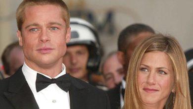 Brad Pitt attended Jennifer Aniston's 50th birthday party
