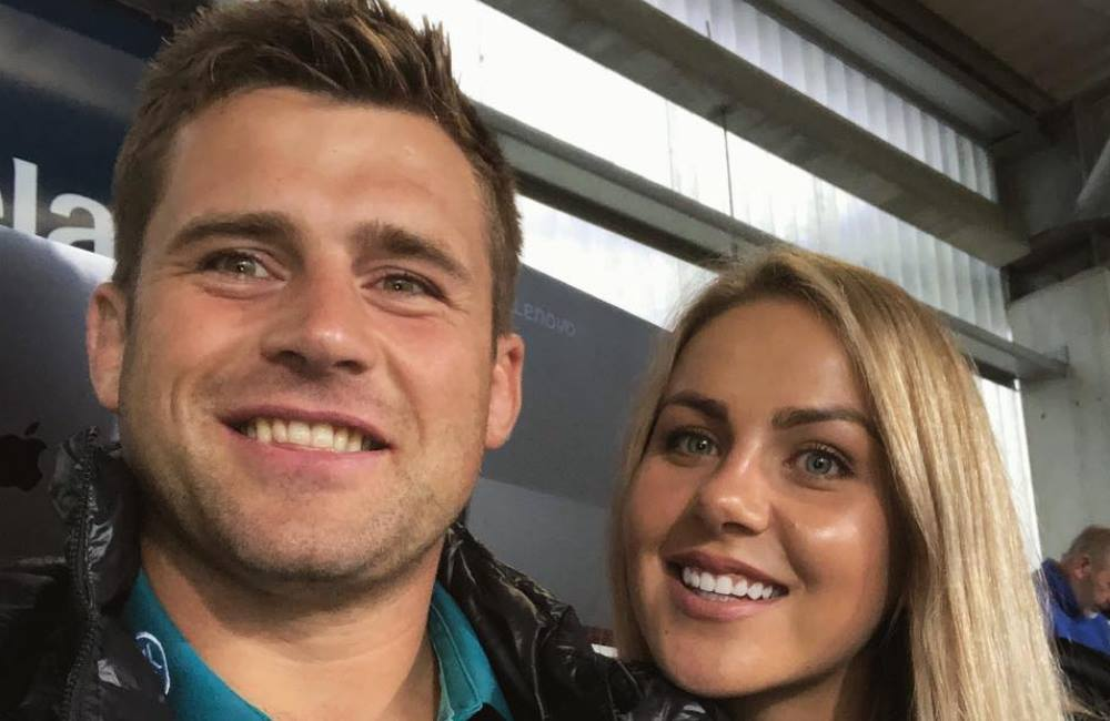 CJ Stander and wife Jean-Marie expecting first child
