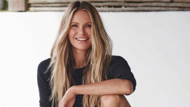 Elle Macpherson reveals how to rejuvenate your skin