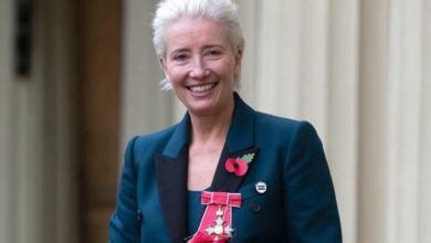 Emma Thompson explains why she left her latest film