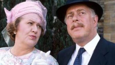 Keeping Up Appearances Clive Swift dies aged 82
