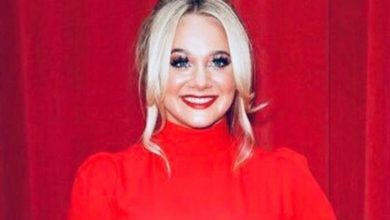 Kirsty-Leigh Porter pays tribute to stillborn daughter