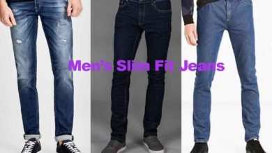 Latest fashion in Men's slim fit jeans wear