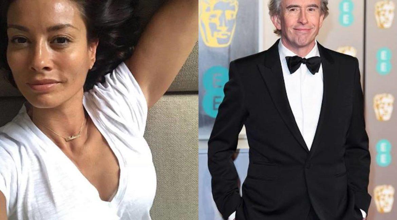 Melanie Sykes is 'secretly dating' Steve Coogan