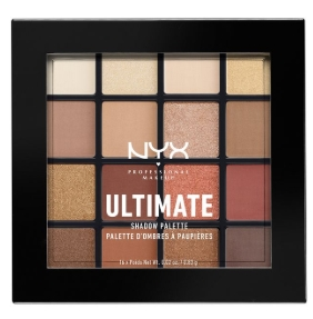 NYX Warm Neutral Eyeshadow Palette