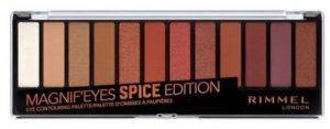 Rimmel Magnifeyes Eyeshadow Palette Spice