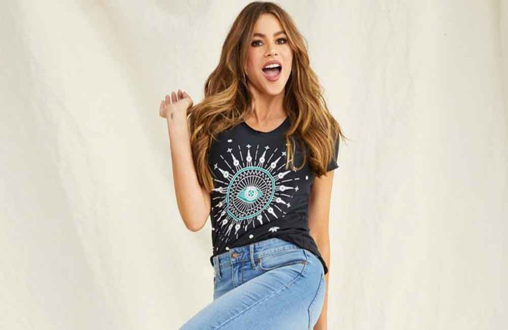 Sofia Vergara launches her denim fashion collection