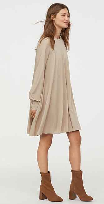 Teenager Pleated Dress from H&M
