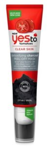 Yes to Tomatoes Detoxifying Charcoal Peel-Off Mask